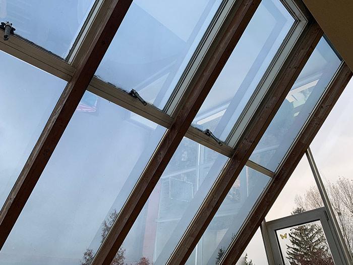 Sasha Zemann Fensterfolien Hitzeschutz