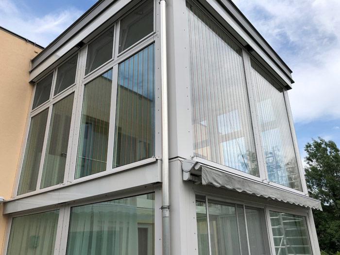 Sasha Zehmann Fensterfolien Vogelschlagschutzfolie