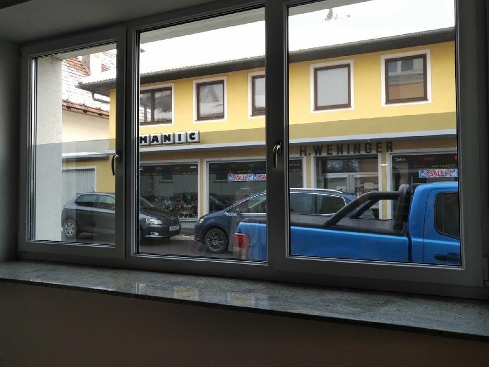 Sasha Zehmann Fensterfolien Sichtschutzfolie